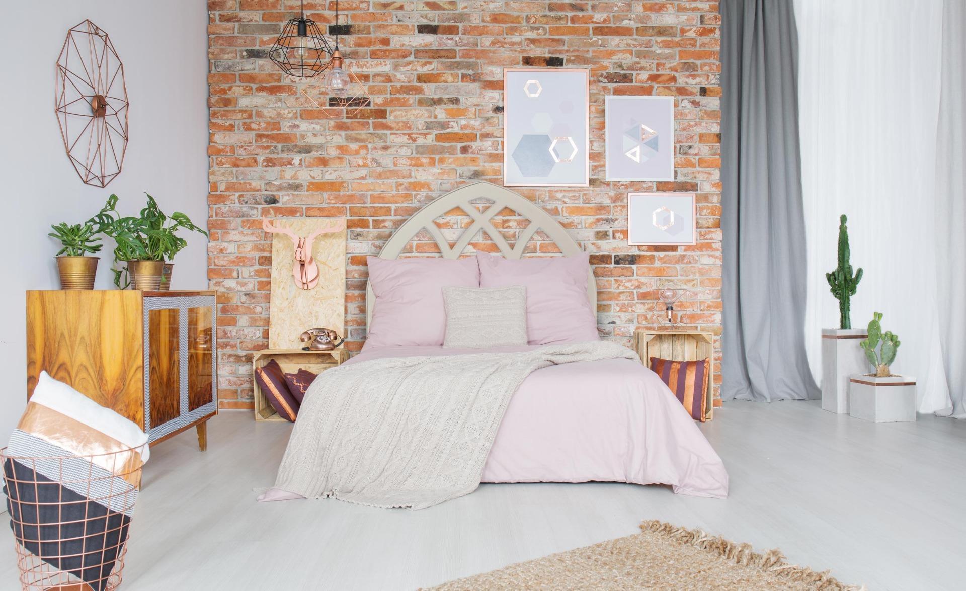 Tête de lit Aladin 140cm Bois Blanc
