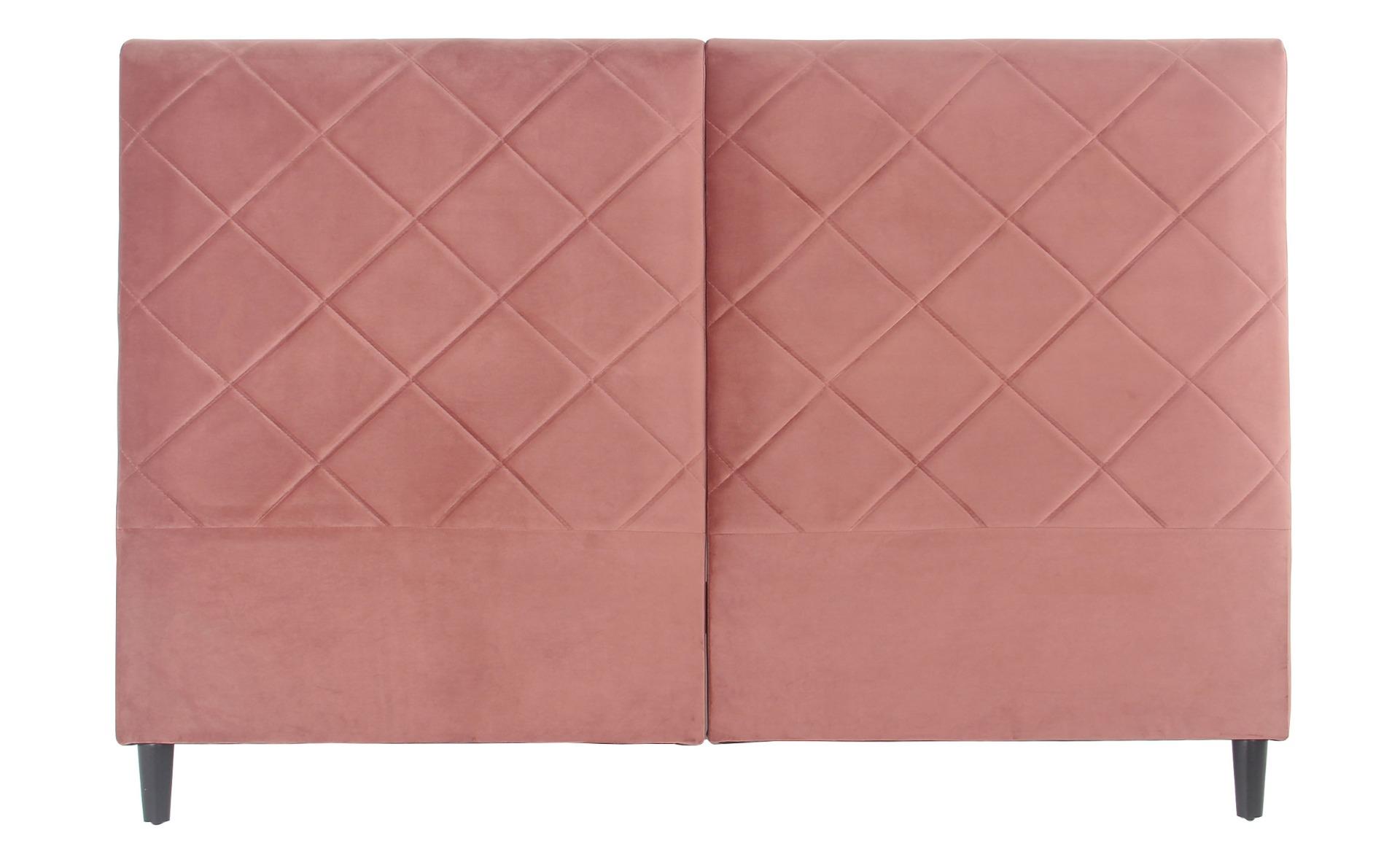 Tête de lit Apolline 180cm Velours Rose
