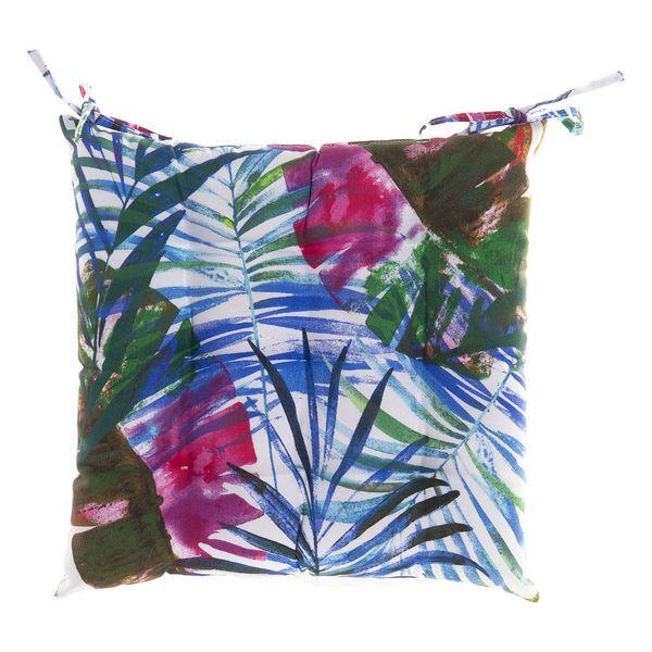 Coussin de chaise Samba Tissu Multicolore (43x43cm)