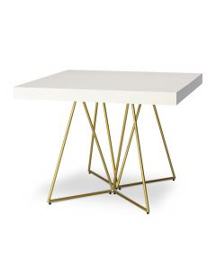 Table Extensible Neila Blanc