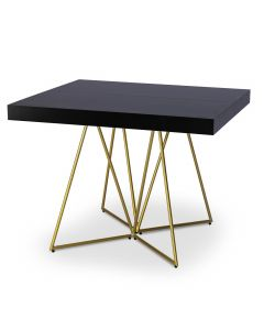Table Extensible Neila Noir