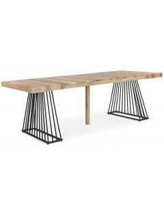 Table extensible Factory Bois Sonoma