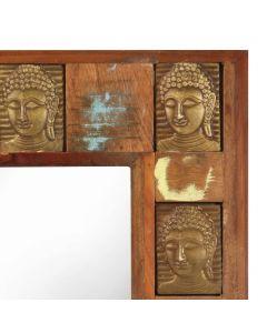Miroir vertical Mumbai 50x80cm Bois
