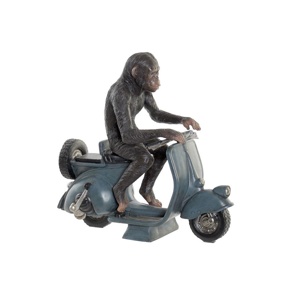 Figurine Décorative DKD Home Decor Résine Singe (32 x 14 x 31 cm)
