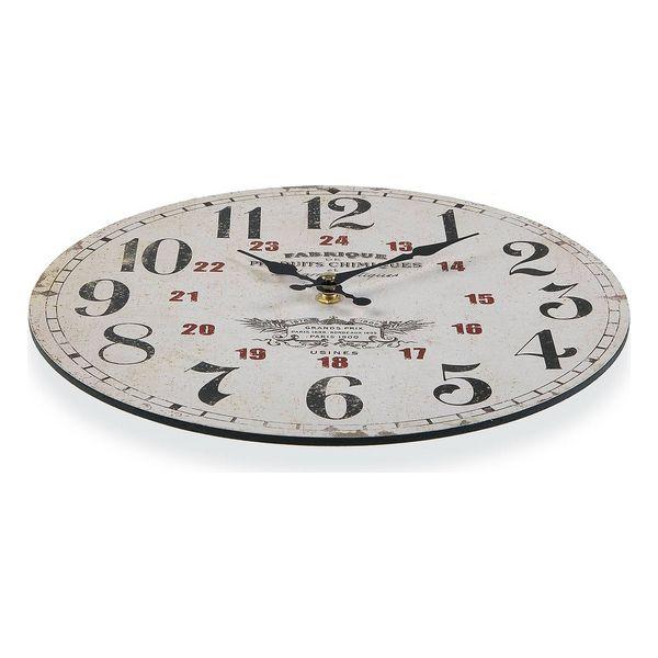 Horloge Murale Pharma 30cm Beige
