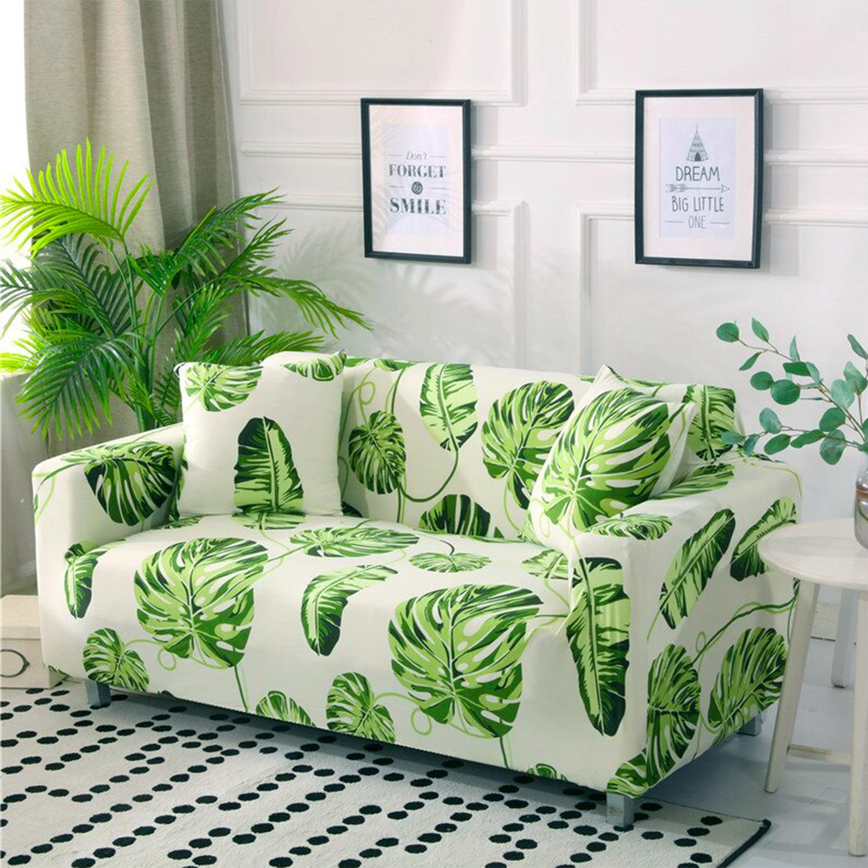 Housse de fauteuil extensible Decoprotect Fleur 1 place Savana