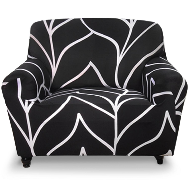 Housse de fauteuil extensible Decoprotect Motif 1 place Victoria