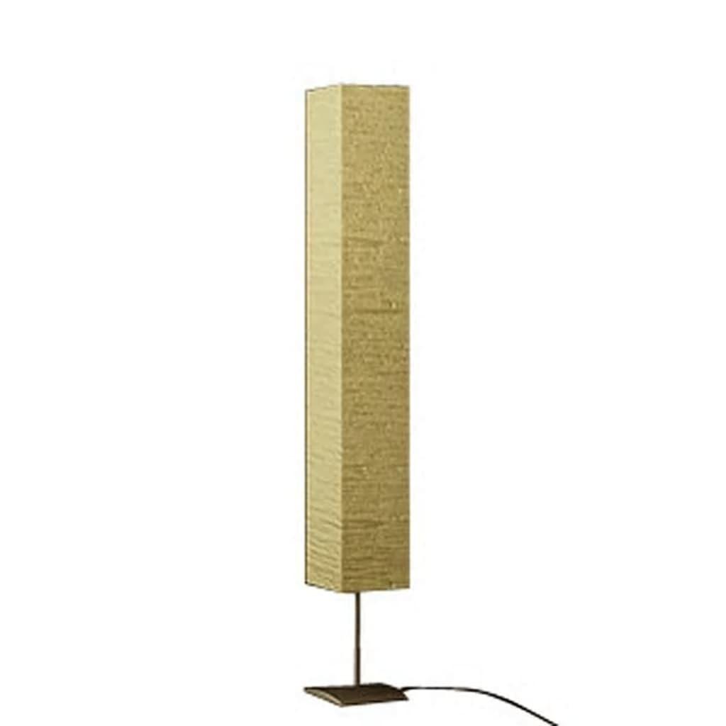 Lampadaire avec support en acier 170 cm Vuliman Beige