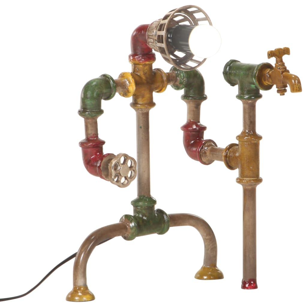 Lampe de table robokop Métal Multicolore