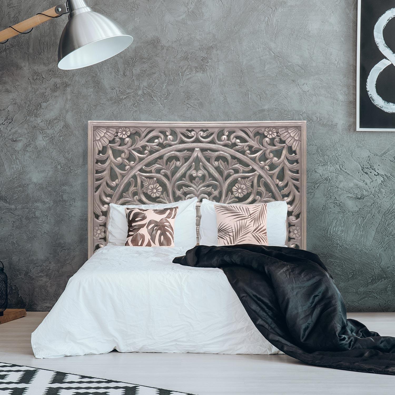 Tête de lit Menara 160cm Bois Marron
