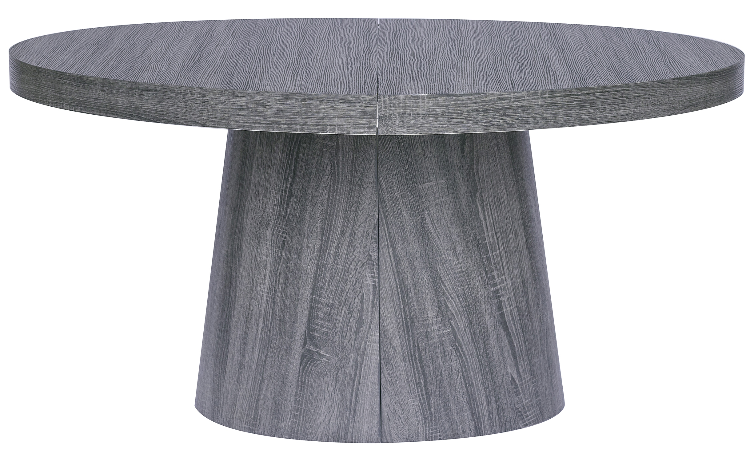 Table ovale extensible Oluze Vintage