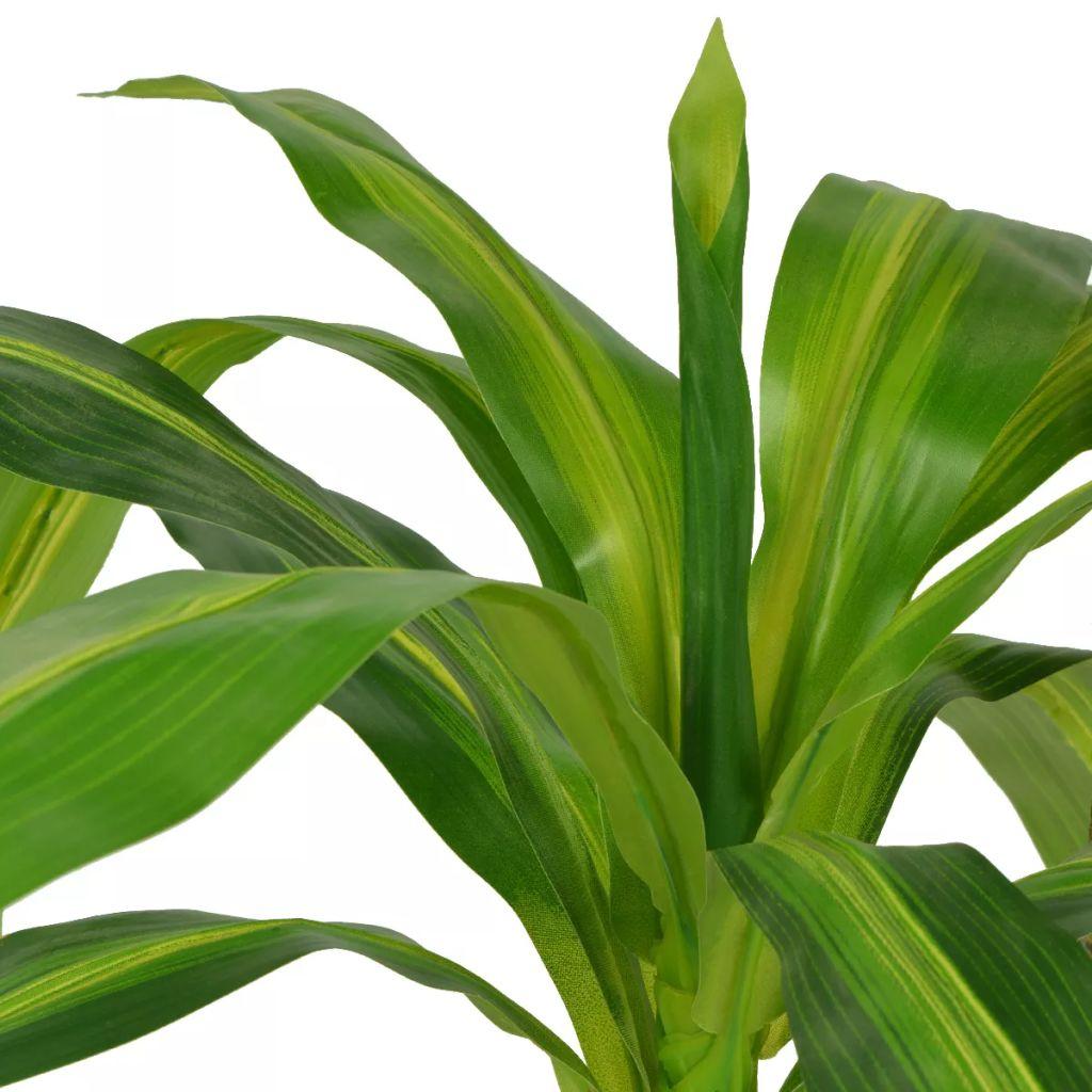 Plante artificielle Dracaena 100cm Vert