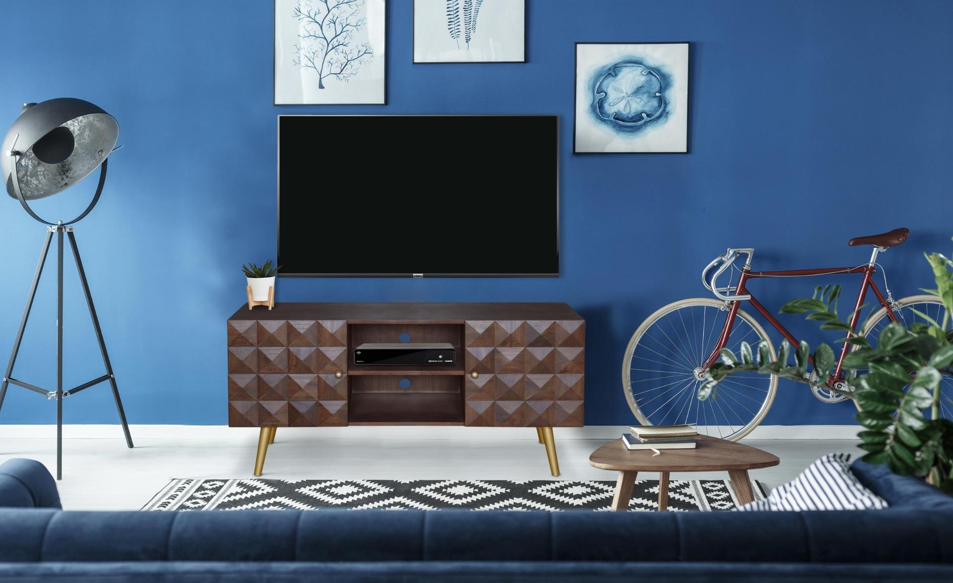 Meuble TV Sixty Bois