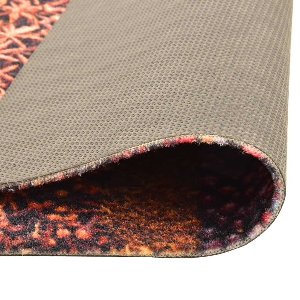 Tapis de cuisine Épice 60x300cm Tissu Multicolore