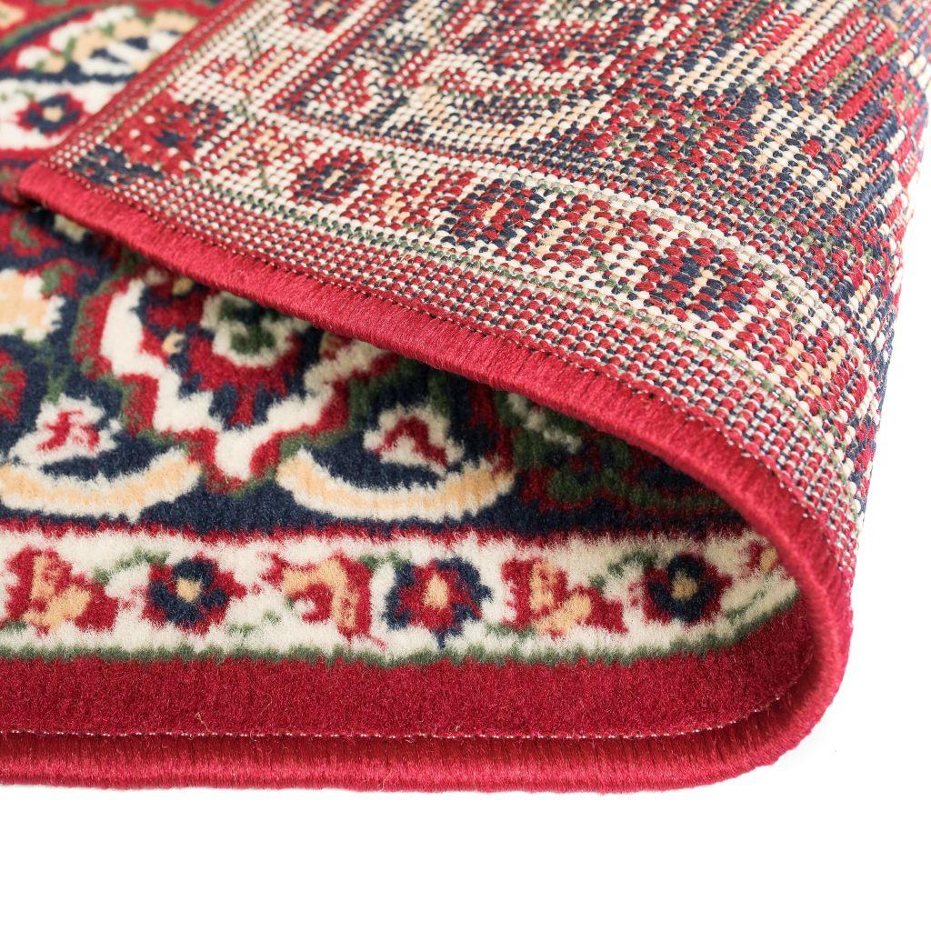 Tapis oriental Medenine 80x150cm Rouge et Beige