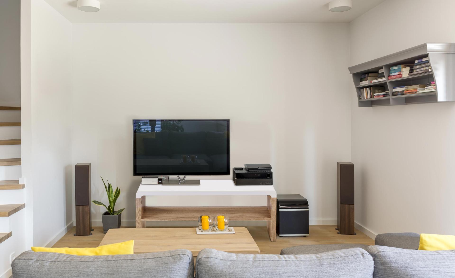 Meuble TV Vertigo en bois