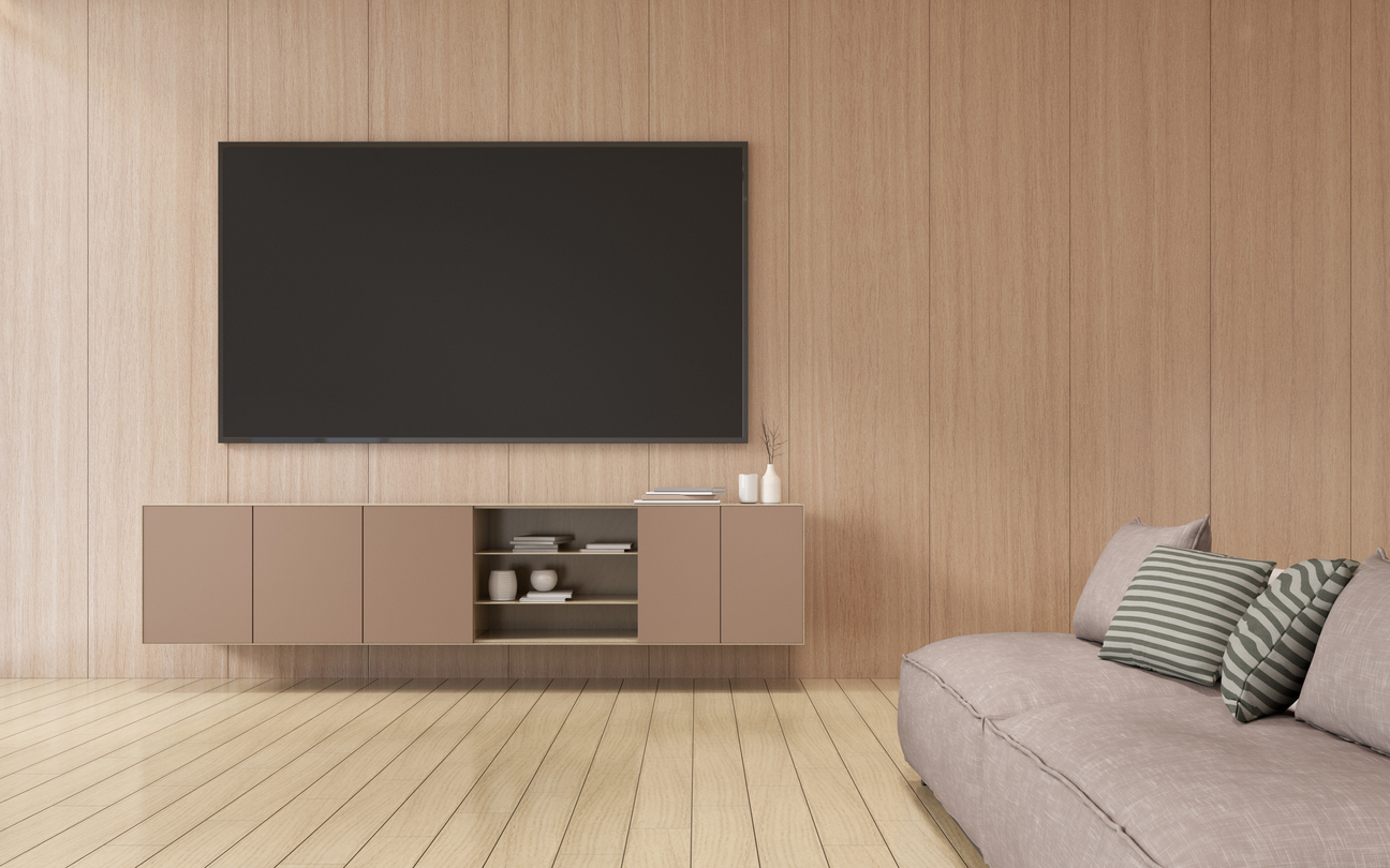 Comment rehausser un meuble TV ?