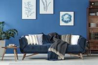 Comment nettoyer un canapé en velours ?